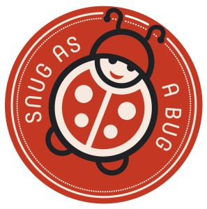 New Snug As A  Bug Logo