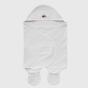 Cotton Wrap White