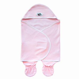 Cotton Wrap baby Pink