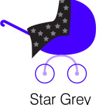 SWEET DREAMEEZZ star grey