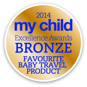 2014 GOLD FAVOURITE BABY TRAVEL PRODUCT