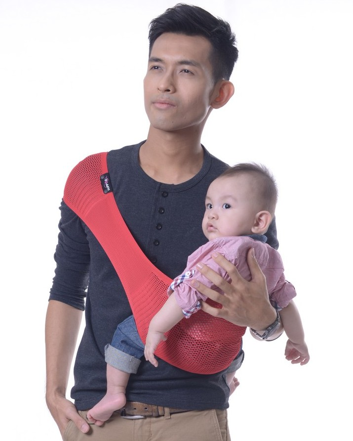 Suppori Sling Baby Carrier Compact Baby Sling And Hip Carrier